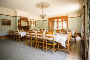 Local Restaurant indoors